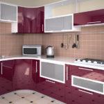 Где приобрести кухонный гарнитур из лакированного МДФ?